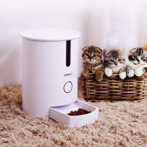 강아지 고양이 애완동물  자동 사료급식기