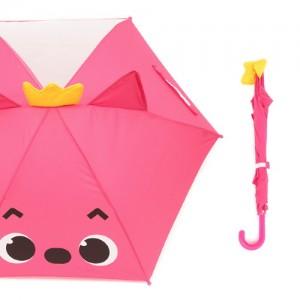 [오키즈]핑크퐁 47 우산 [핑크퐁페이스 한폭 POE-10010] [M0097]