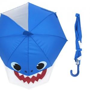 [오키즈]핑크퐁 47 우산 [아빠상어페이스 한폭 POE-10012] [M0099]