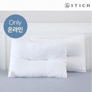 [앤스티치] 1+1 마이크로 경추 베개솜50X70
