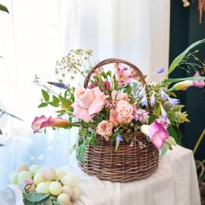 [에타클래스] 꽃바구니 만들기 원데이클래스 [피움]