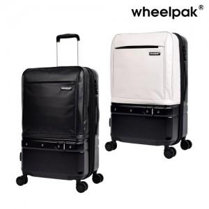 휠팩_모던 기내용 여행캐리어 20형 확장형 TSA락