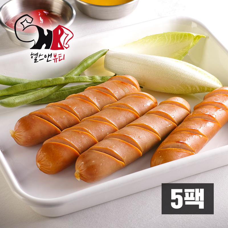 닭가슴살 소시지 불갈비향 5팩