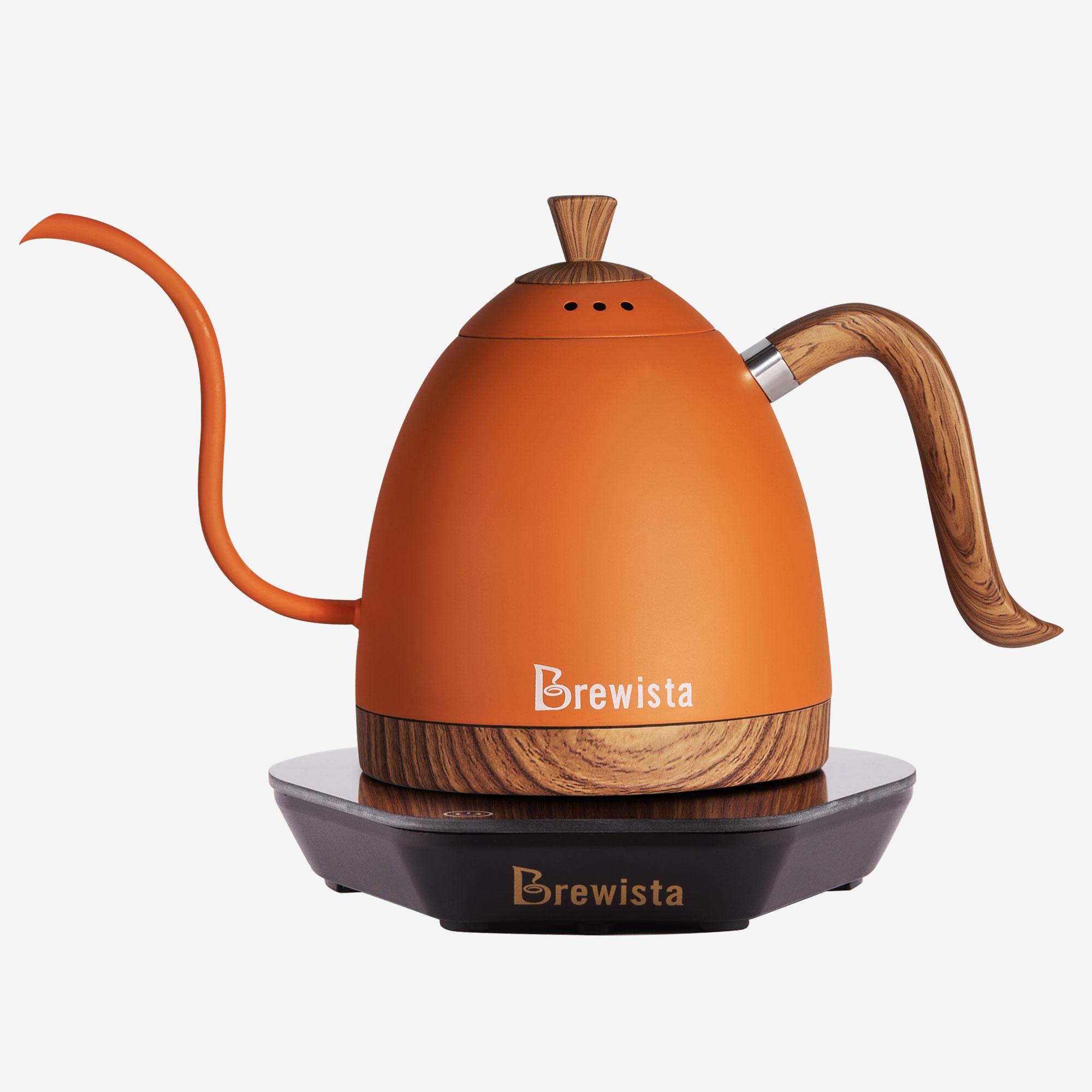 브뤼스타 전기드립포트  네덜란드 오렌지