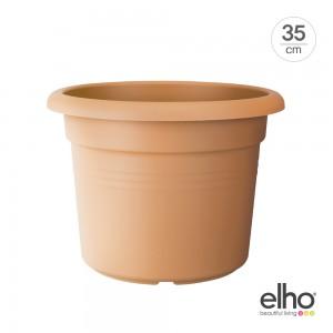 [엘호 elho] 그린베이직 실린더 다용도화분(35cm)