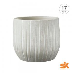 [S.K Since 1893] 독일 명품 세라믹 도자기화분 론다(17cm)