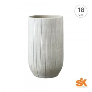 [S.K Since 1893] 독일 명품 세라믹 도자기화분 론다 베이스(18cm)
